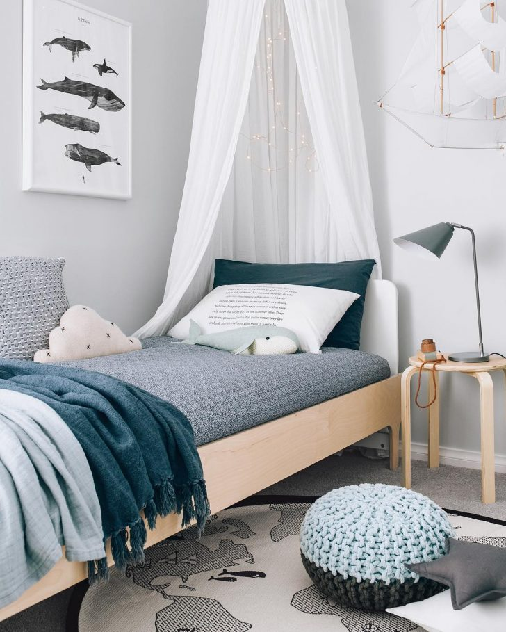 5 kids rooms with a subtle and stylish ocean theme petit
