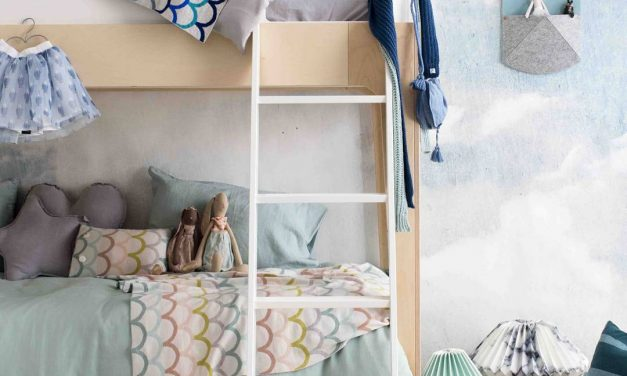 5 Kids Rooms with a Subtle and Stylish Ocean Theme