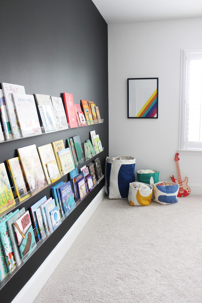 perspex shelves