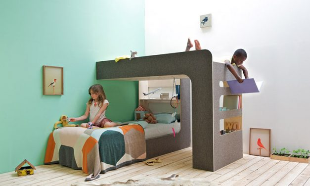 Thomas Durner Furniture: Stylish U0026 Practical Designs For The Little Ones