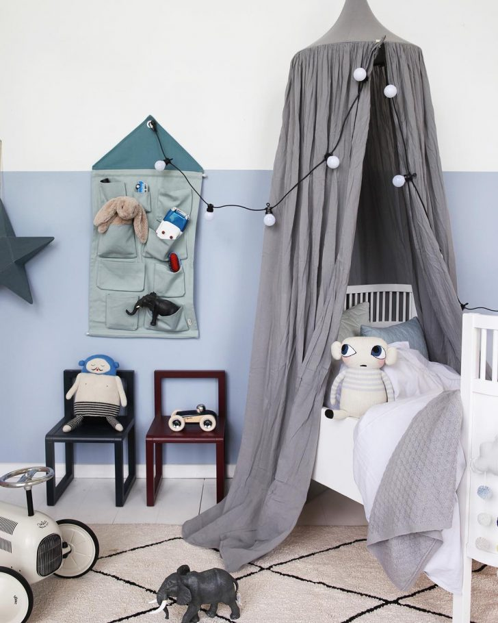 Add To That Shades Of Denim Blue And Pastel You Have A Very Room Is Anything But Boring