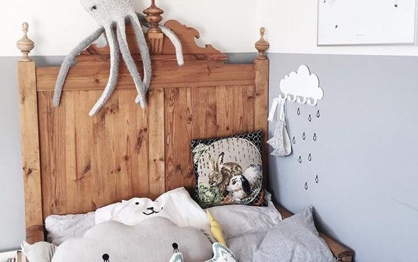 Ideas to Get an Original Kids' Headboard