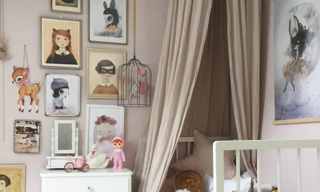 How to Create a Gallery Wall in your Kids Room