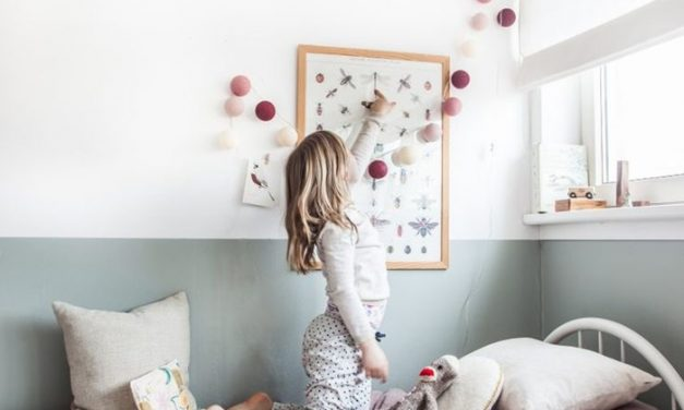 Hanging Decor Ideas without Using Pennant