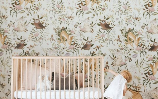 How to Incorporate a Romantic Vibe into Your Kid's Room