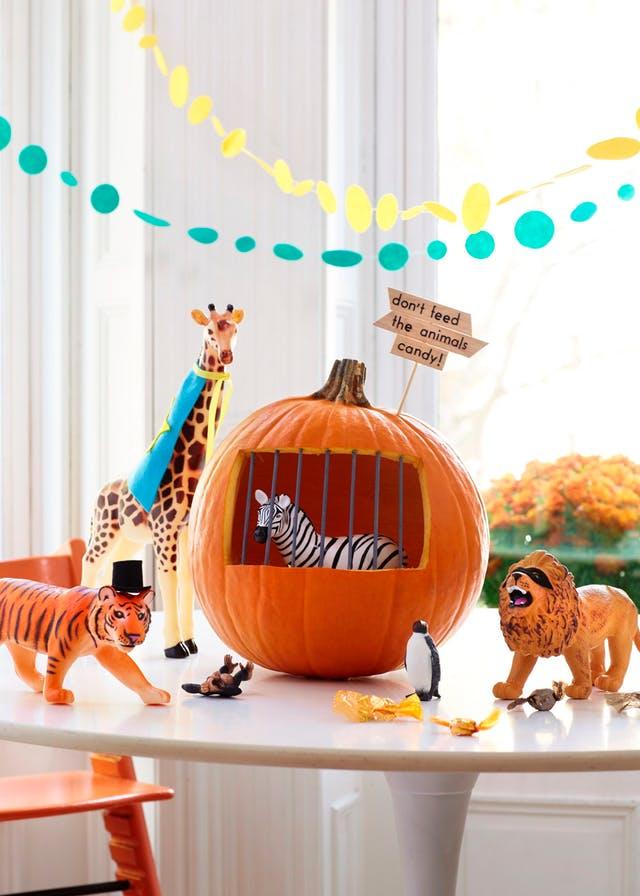 Pumpkin Decorating Ideas Petit Small