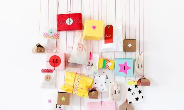 7 Ideas to Make your Own Advent Calendar