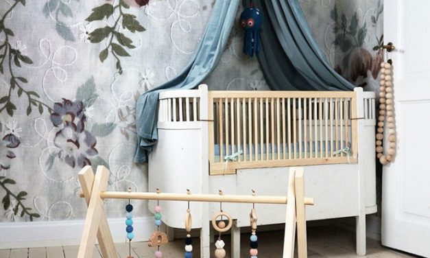 Baby decor room