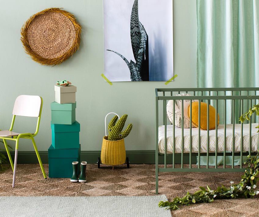 Blue is probably the most popular colour for a boy's room. But today we are  sharing some green rooms as a alternative to blue. So if you want something  a ...