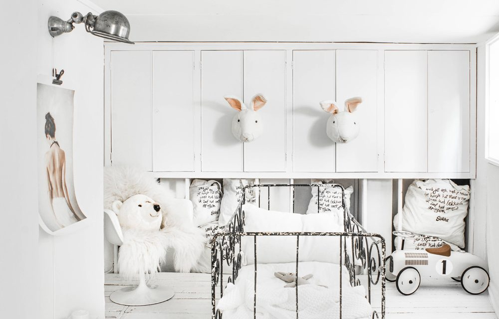 Beautiful All White Rooms that Are Anything but Boring