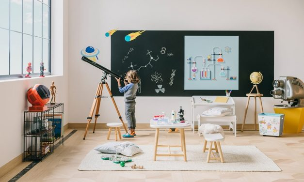 Little Inventors' Atmospheres from Zara Home