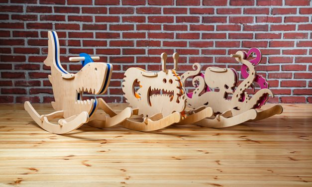 Outstanding Wooden Rocking Toys for Little Kids