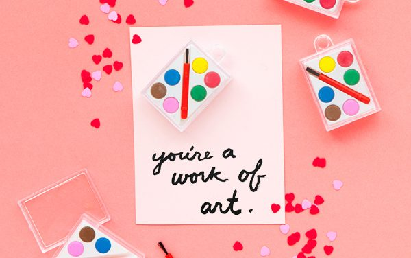 6 adorable Valentines cards to make with your kids