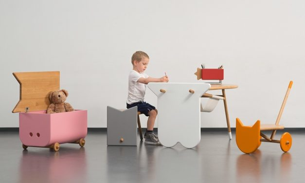Delightful Avlia, Playful And Creative Furniture For Kids