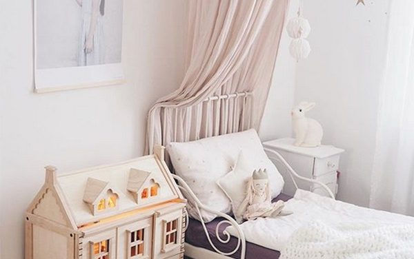 Kids Bedrooms With Wooden Touches