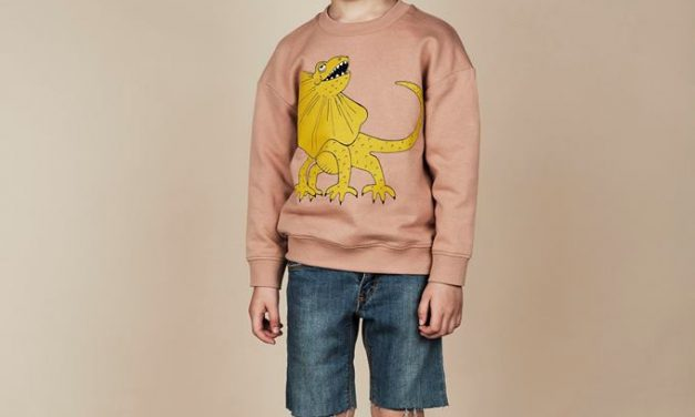 Mini Rodini SS18 – 'The Earth is our Mother, we must take care of her'