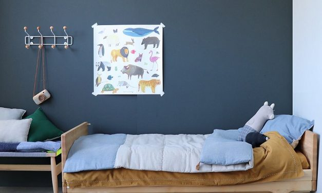 5 Beautiful Rooms with a Minimal Vibe