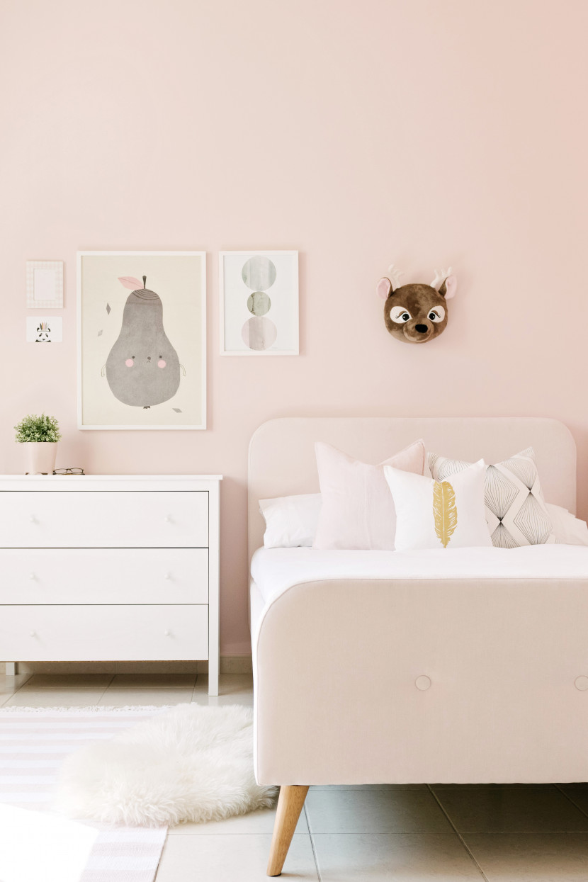 Recently Weu0027ve Been Spotting More And More Blush Interiors Everywhere.  Weu0027ve Spotted Blush Walls In Bathrooms, Living Rooms And Even Kitchens.