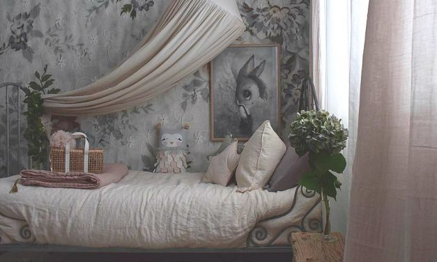 5 Beautiful Blush Bedrooms