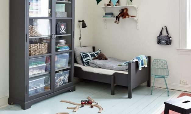 Fun Ways to Paint your Kid's Bedroom Floors