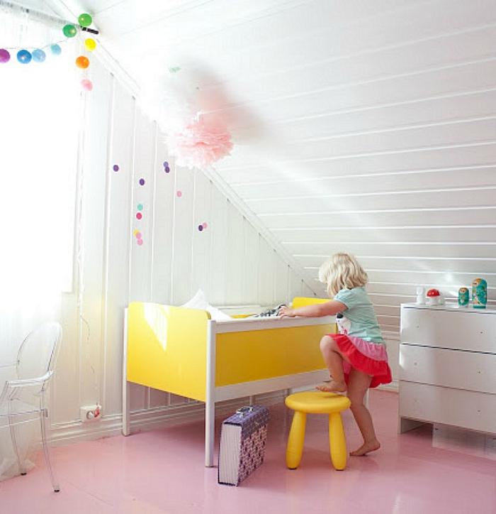 Kids Room Paint: Fun Ways To Paint Your Kid's Bedroom Floors