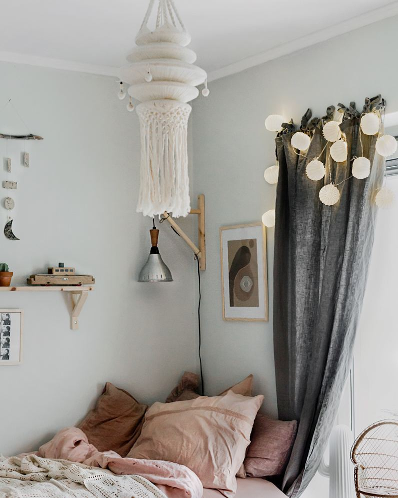 Kids Rooms Eclectic: Beautiful Eclectic Style For A Kid's Room