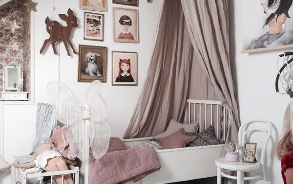 Kids' Canopy Beds to Shelter
