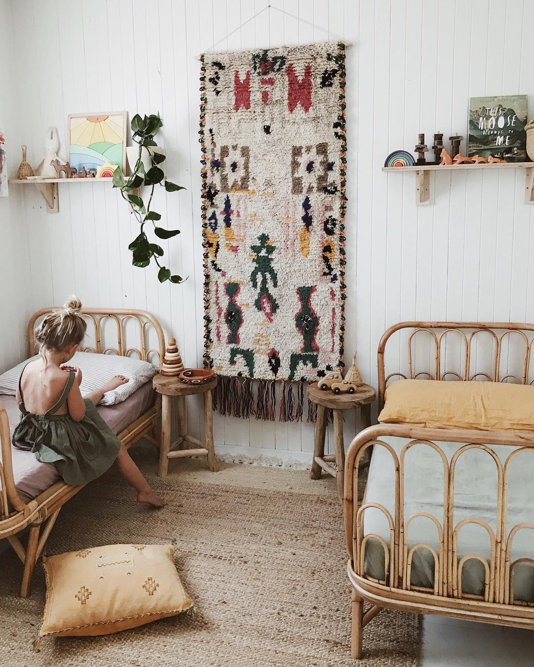 The Prettiest Shared Rooms For Girls Petit Small