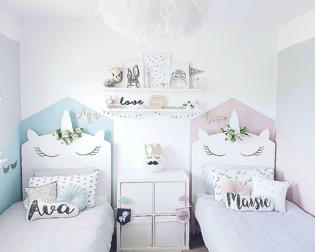The Prettiest Shared Rooms For S