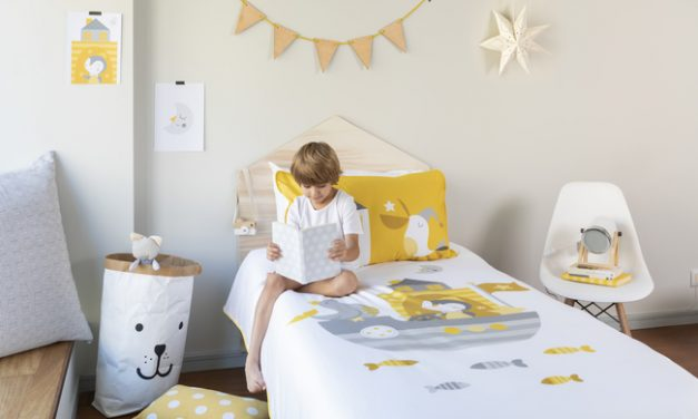 Wriggly Toes: Covering Their Dreams with Safety and Comfort