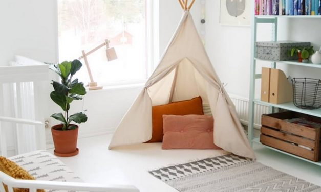 4 Inspiring Kids' Spaces for 2019