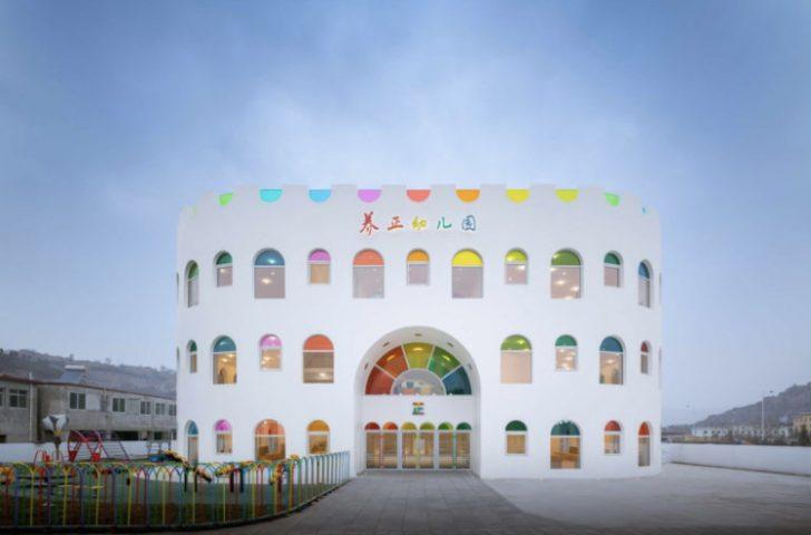 Rainbow preschool