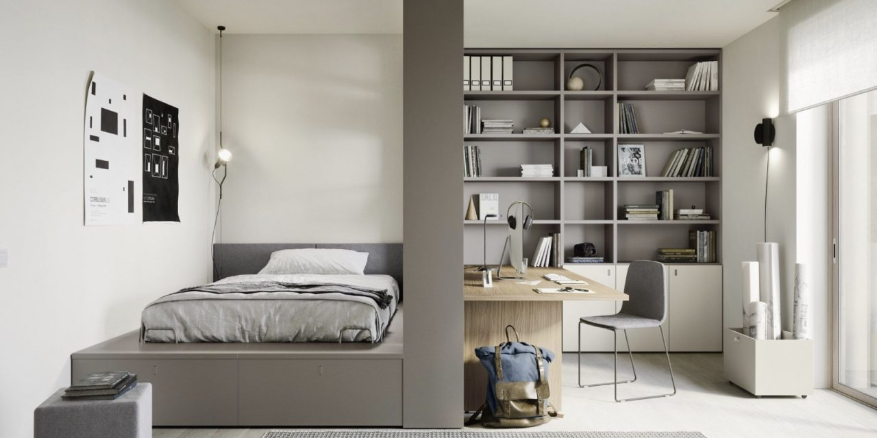 The perfect grown up bedroom by Nidi!