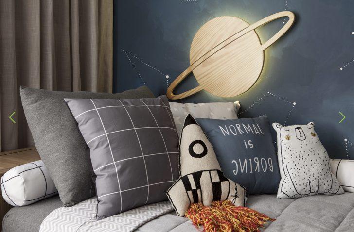 Space cushions