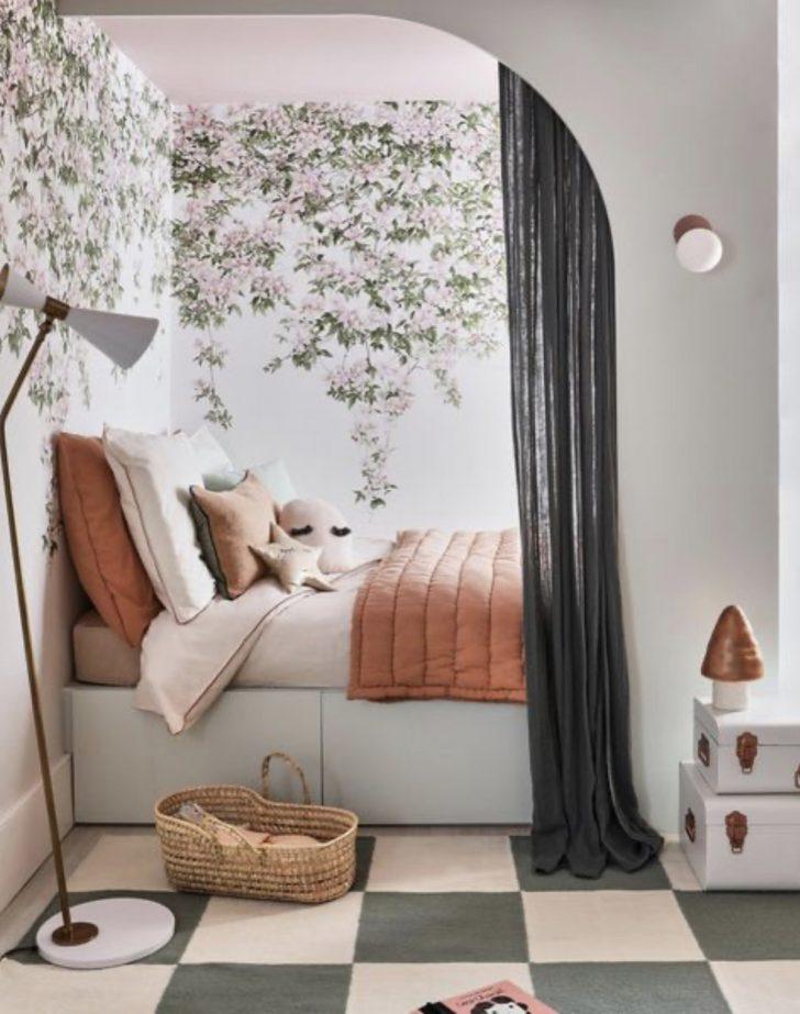 Cosy bedroom corner