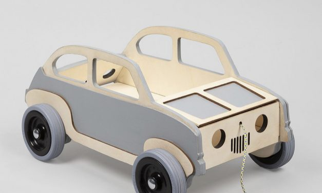 Toys to inspire little racing car drivers